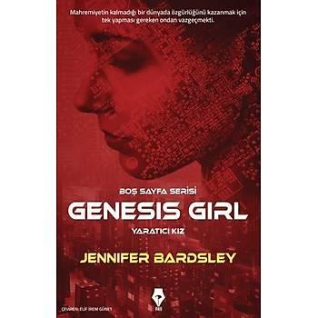 Genesis Girl Yaratýcý Kýz-Boþ Sayfa Serisi Jennifer Bardsley Pay Kitap
