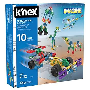 K'Nex Imagine 10 Farklý Model Set 17009