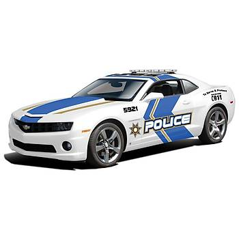 Maisto Chevrolet Camaro SS RS Police 2010 1:18 Model Araba S/E Be