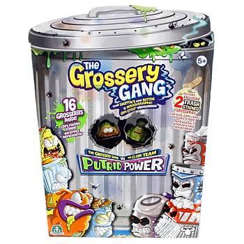 Trash Pack Çöps Çetesi Grossery Gang Mega Paket Model 3