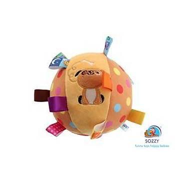 Sozzy Toys Çýngýraklý Topum - SZY150