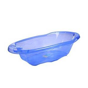 Sema Bebe Giderli Banyo Küveti - Mavi