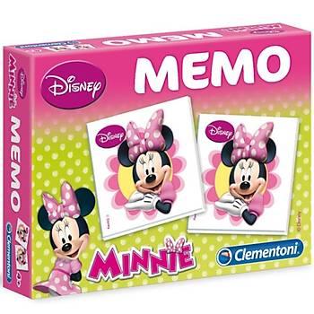 Clementoni Minnie Mouse Memory Hafýza Oyunu