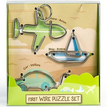 Eureka First Wire Transport Set 3D Puzzle