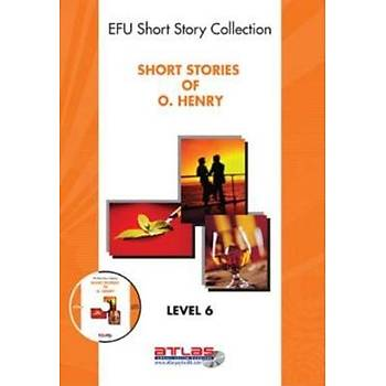Level-6 Short Stories of O. Henry  Atlas Görsel Eðitim Ürünleri