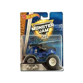 Hot Wheels Monster Jam Batman 1:64 Oyuncak Araba