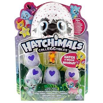 Hatchimals Dörtlü Figür Paket Model 3