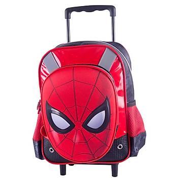 Spiderman Anaokulu Çekçek Çantasý 88973