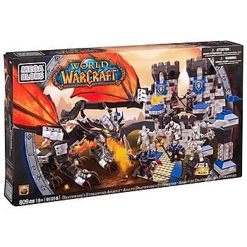 Mega Bloks World Of Warcraft Deathwing's Stormwind