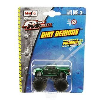 Maisto Dirt Demons Ford F-150 SVT Oyuncak Araba