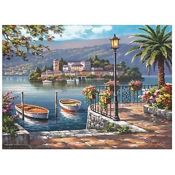 Anatolian 1000 Parça Puzzle Porto Gölü