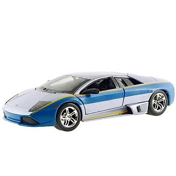 Maisto Lamborghini Murcielago Lp640 1:18 Model Araba Mavi
