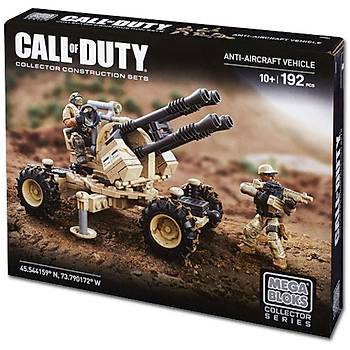 Mega Bloks COD Anti-Aircraft Vehicle