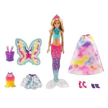 Barbie Dreamtopia Dönüþen Prenses Barbie