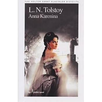 Anna Karenina-Ýlgi Kültür Sanat Klasikleri Dizisi 74 L. N. Tolstoy Ýlgi Kültür Sanat Yayýncýlýk