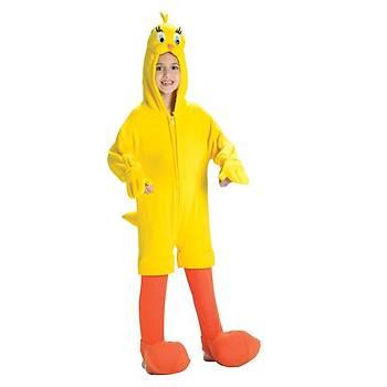 Rubies Tweety Kostüm Lüks 5-7 Yaþ