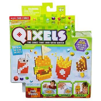Qixels Fun Foods Baþlangýç Paketi