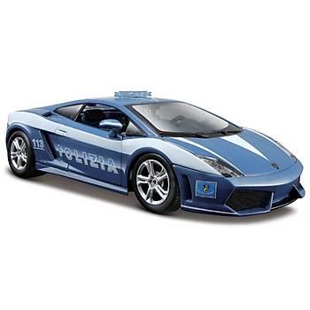 Maisto Lamborghini Gallardo Lp560-4 1:24 Model Araba S/E Mavi