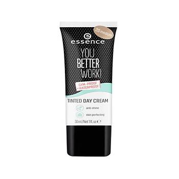 Essence You Better Work Tinted Renkli Nemlendirici 20 Medium 30ml
