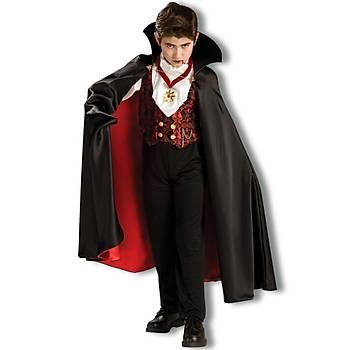 Vampir Çocuk Kostümü Lüks 12-14 Yaþ