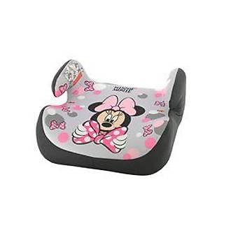 Disney 15-36kg Yükseltici Oto koltuðu - Minnie Mouse