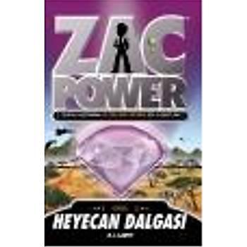 Zac Power Serisi-10: Heyecan Dalgasý H.I. Larry Caretta Kitaplarý
