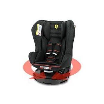 Ferrari Revo 0-18 Kg 360 Derece Dönebilen Oto Koltuðu - Siyah     3507460080247