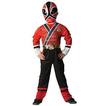 Power Rangers Klasik Çocuk Kostüm 3-4 Yaþ
