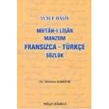 Miftah-ý Lisan Manzum Fransýzca-Türkçe Sözlük Mehmet Kýrbýyýk Beþir Kitabevi