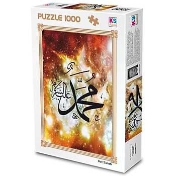 KS Puzzle Ks Puzzle Hz. Muhammed 1000 Parça Puzzle