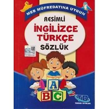 Tandem Resimli Ýngilizce-Türkçe Sözlük Tandem Yayýnlarý Kolektif Tandem Yayýnlarý