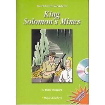 Level-3: King Solomons's Mines (Audio CD'li) H. Rider Haggard Beþir Kitabevi