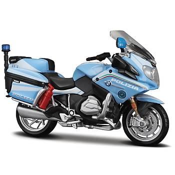 Maisto Desion BMW R1200 RT 1:18 Turkuaz Model Motorsiklet