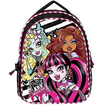 Monster High Okul Sýrt Çantasý 1686