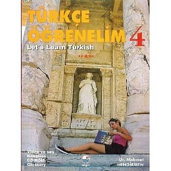 Türkçe Öðrenelim-4 Mehmet Hengirmen Engin Yayýnevi