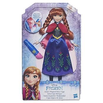 Disney Frozen Sihirli Elbisesi Anna Bebek