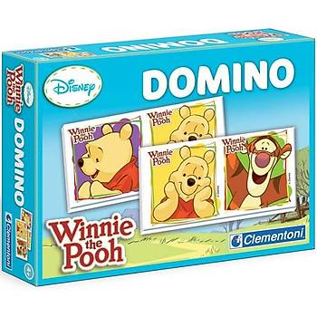 Clementoni Winnie The Pooh Domino Hafýza Oyunu
