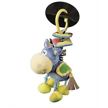 Playgro Toy  Box Çýngýrak - Zebra