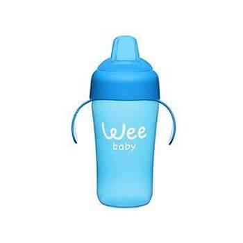 Wee Baby Colorful Akýtmaz Kulplu Bardak 240 ml