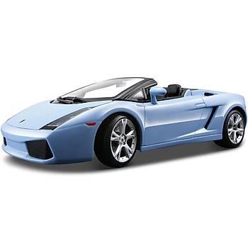 Maisto Lamborghini Gallardo Spyder 1:18 Model Araba S/E Mavi
