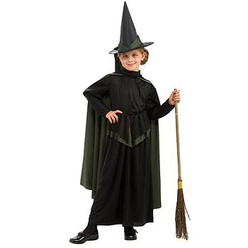 Rubies Kötü Cadý Çocuk Kostüm 5-7 Yaþ