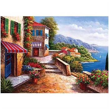 KS Puzzle Amalfý Coast 1000 Parça