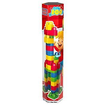 Mega Bloks 100 Parça Tube Oyun Seti