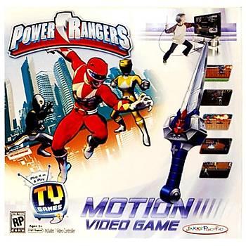 Power Rangers Motion Tv Oyunu