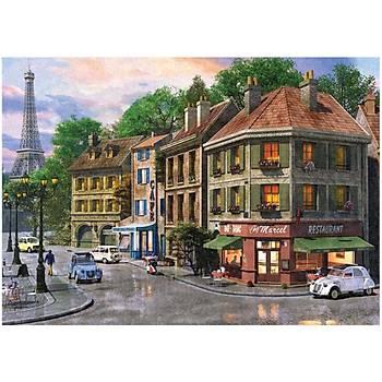 KS Puzzle Paris Streets 2000 Parça