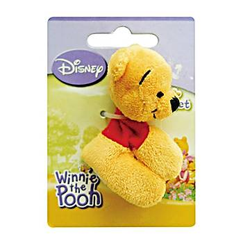 Pooh Peluþ Magnet 5 cm