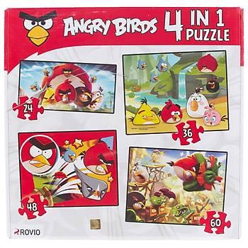 "Angry Birds 4""lü Puzzle"
