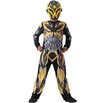 Transformers 4 Bumblebee Çocuk Kostümü 7-8 Yaþ