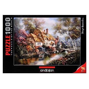 Anatolian 1000 Parça Puzzle Taþ Konak