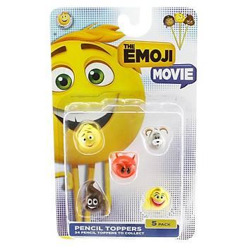 Emoji Movie 5'li Kalem Süsü Model 4